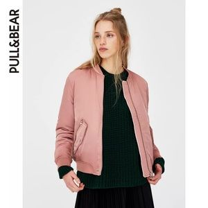 be45850f9 Pull&Bear woman bomber jacket.